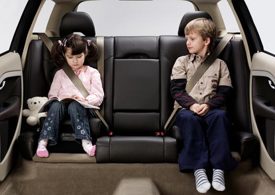 ¿Ya no me vale la sillita infantil para el coche?