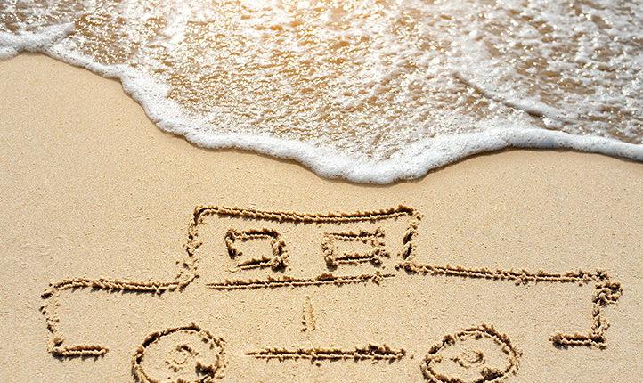 Cuida la carrocería de tu coche en verano