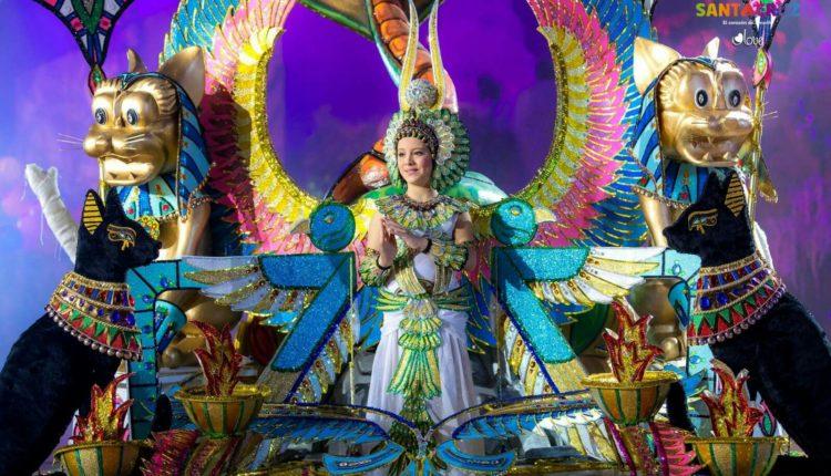 Pcan Barranco Hondo en el Carnaval 2018 de Santa Cruz de Tenerife