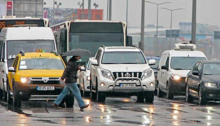 Consejos para una conducción segura en lluvia